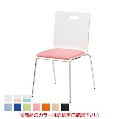 会議椅子 ミーティングチェア PMシリーズ リフレッシュチェア 4本脚タイプ レザー張り 国産
