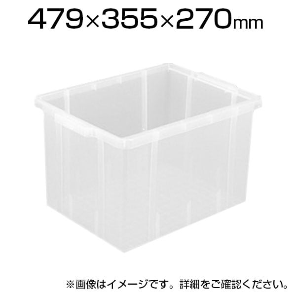 サンコー サンボックス#31 透明 SK-31-TM / 342-3905