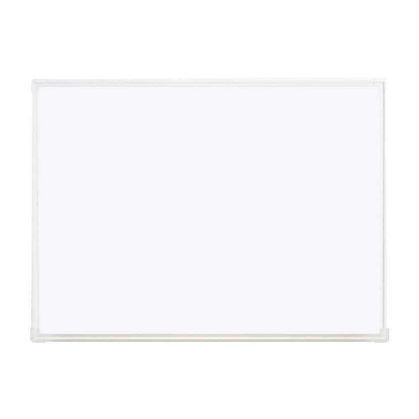 プラス ホワイトボード LB2 壁掛け ニッケルホーロー製 無地 1200×900 VI-LB2-340SHW
